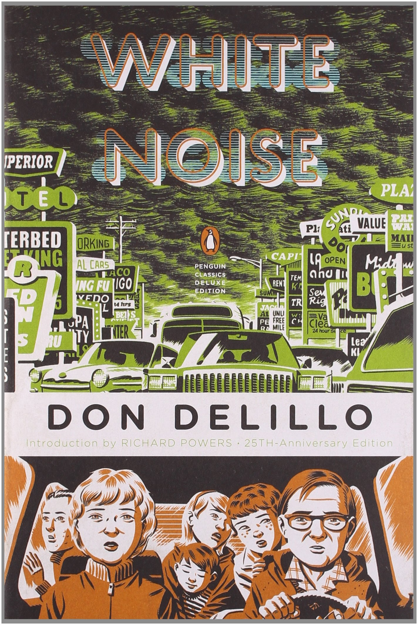 a literary analysis of the modernistic novel white noise by don delillo Don delillo doris lessing  the volume concludes with an analysis by donald aeditor's note my introduction  'they don't really look like white.