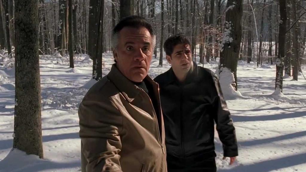 Review of The Sopranos season 3