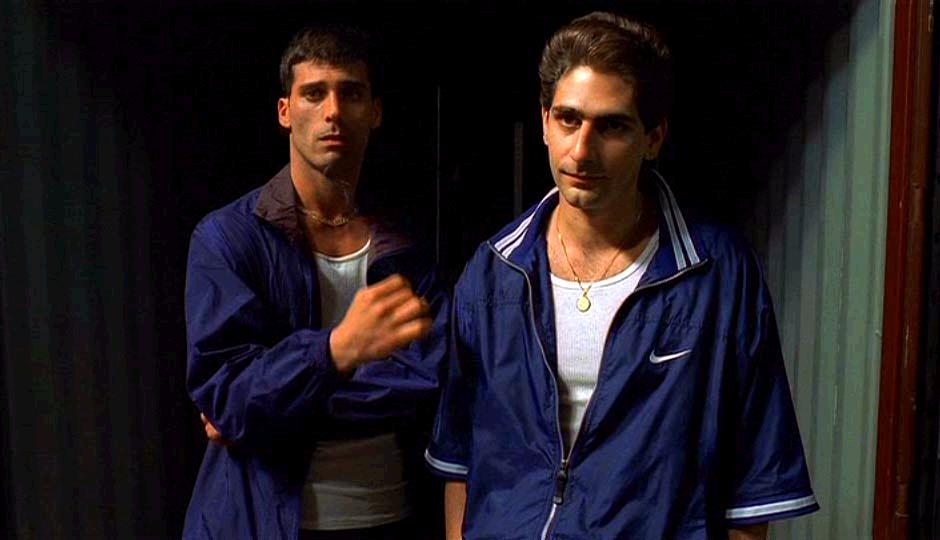 Christopher Moltisanti and Brendan Filone