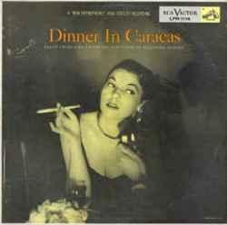 Dinner in Caracas - Aldemaro Romero