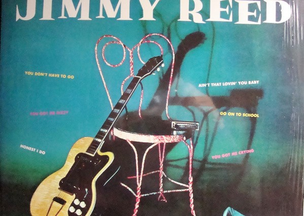 I'm Jimmy Reed album review