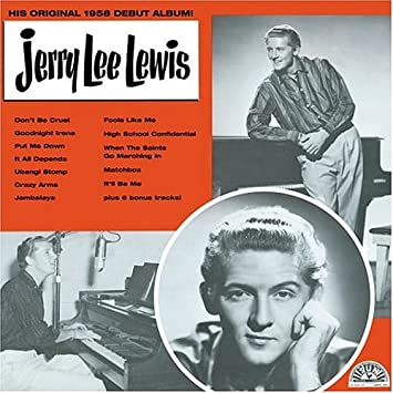 Jerry Lee Lewis   Album Review – Colin's Review
