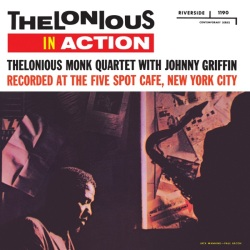 Thelonious in Action album review
