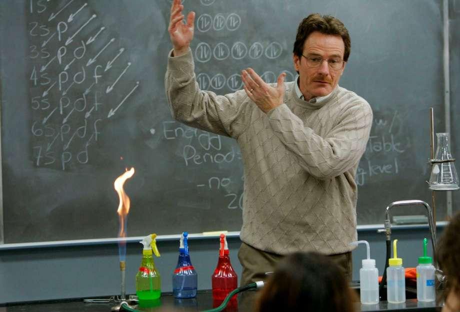 Walter White chemistry class.jpg