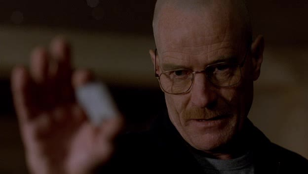 "Breaking Bad S1E6: ""Crazy Handful of Nothin"