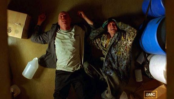Breaking Bad S2E4 Down
