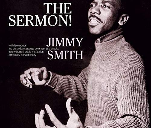 The Sermon Jimmy Smith album review