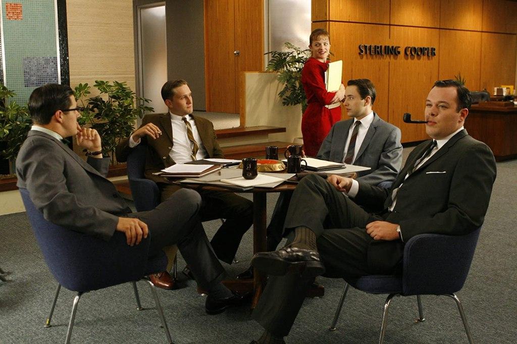 Mad Men season two premiere