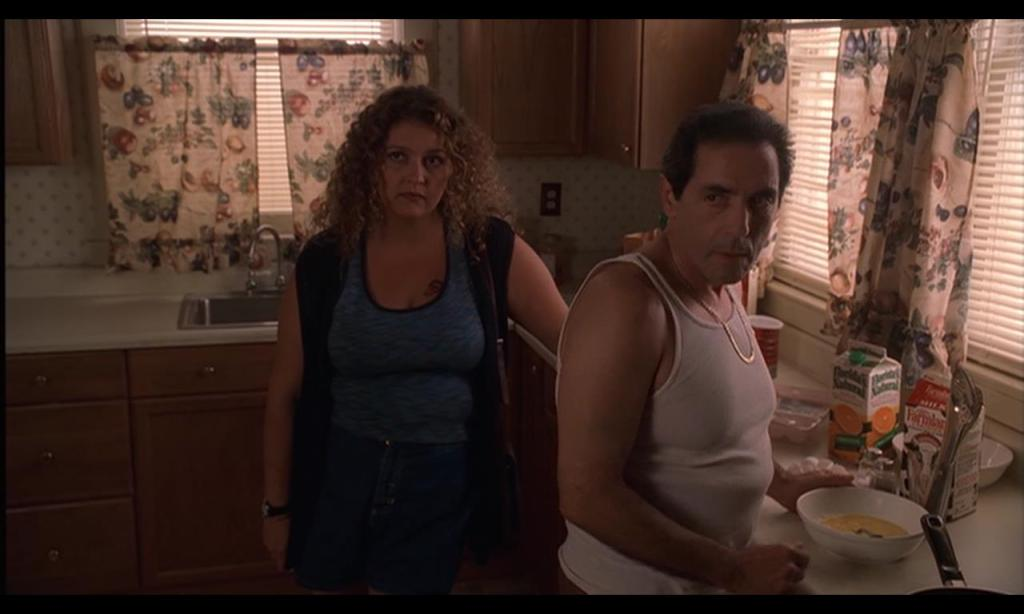 The Sopranos Big Girls Don't Cry - Richie and Janice