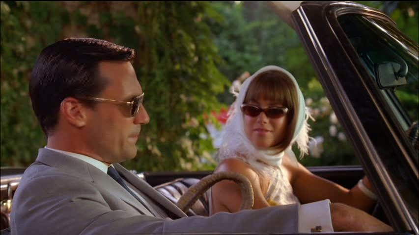 "Mad Men S2E11: ""The Jet Set"""