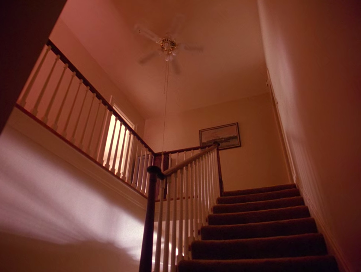 Ceiling Fan in Twin Peaks