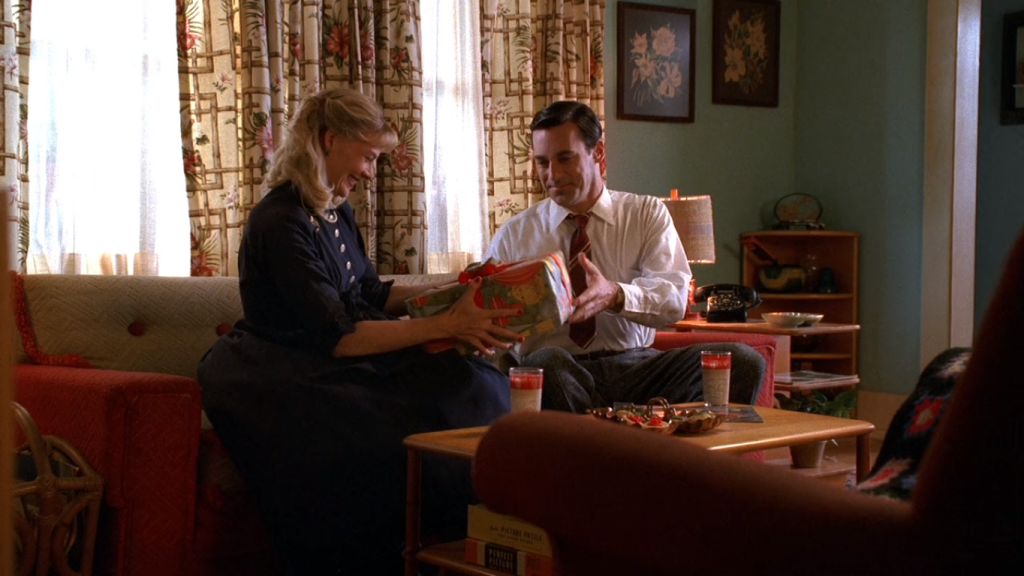 Mad Men S2E12 The Mountain King