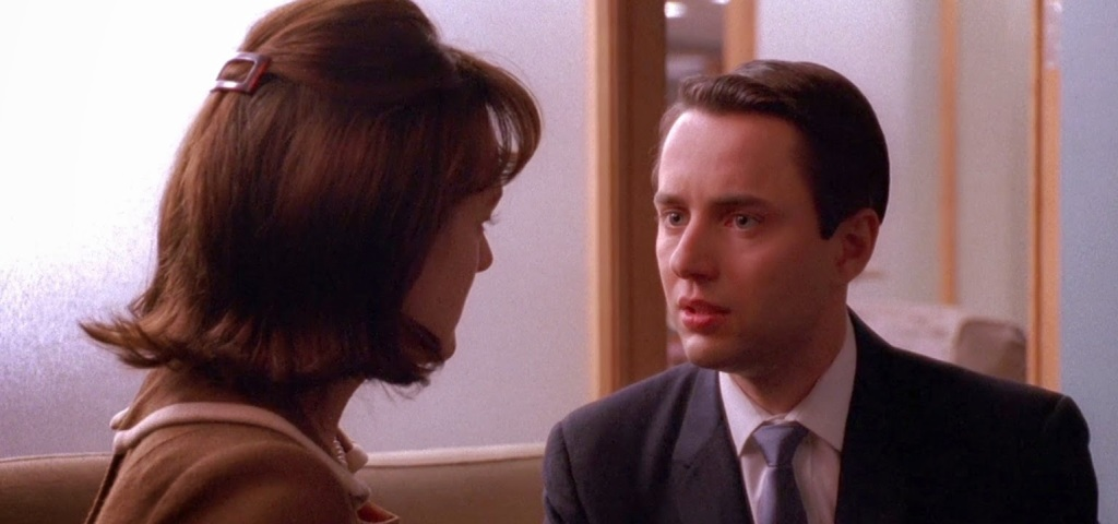 Mad Men S2E13 Peggy and Pete
