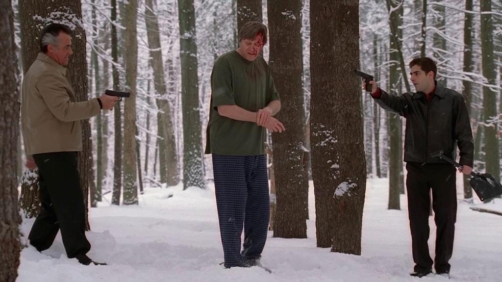 The Sopranos Pine Barrens