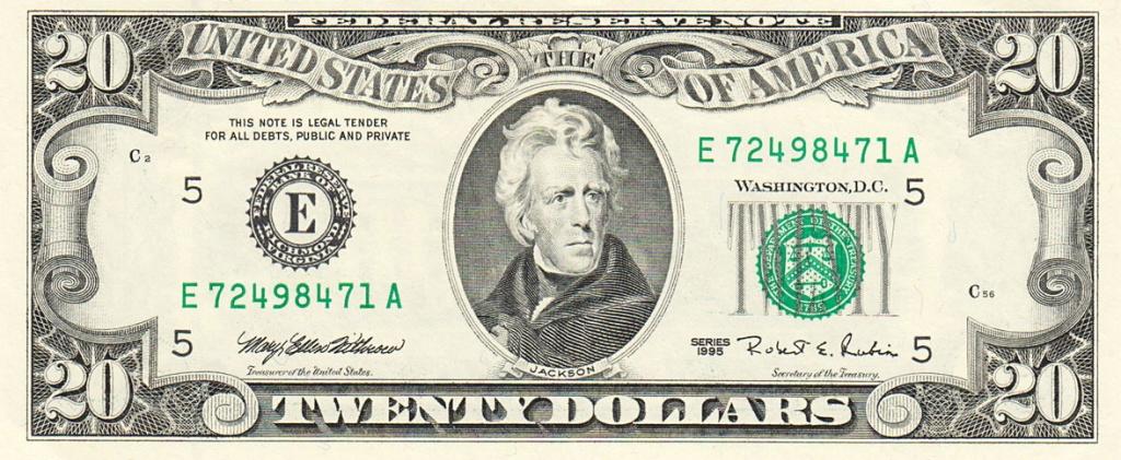 The Sopranos 20 dollar bill